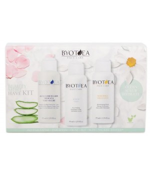 Набор дорожный Byotea Beauty Must Have Face Care Kit