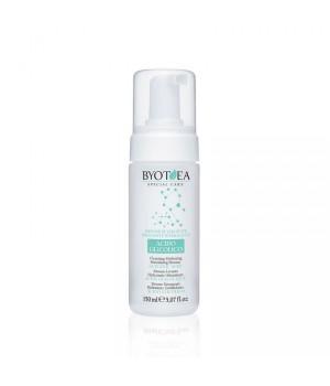 Очищающий пенка с гликолевой кислотой Byotea Cleansing-Hydrating Stimulating Mousse