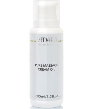 Крем-База для массажа Pure Massage Cream Oil
