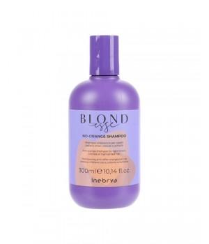 Шампунь No-Orange Inebrya Blondesse No-Orange Shampoo