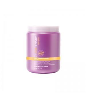Маска для жестких и пушащихся волос Inebrya Ice Cream Liss-Pro Liss Perfect Mask