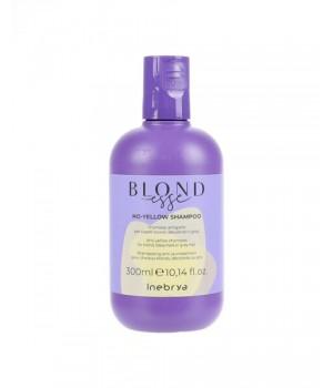 Шампунь No-Yellow Inebrya Blondesse No-Yellow Shampoo
