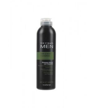 Мужской шампунь и гель для душа Inebrya Ice Cream Men Hair Body Recharge